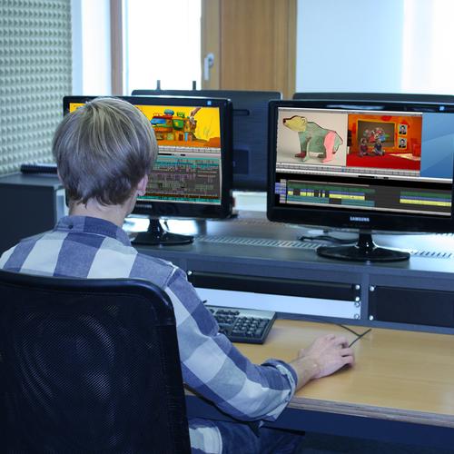 Unsere technische Ausstattung bei Bastei Media