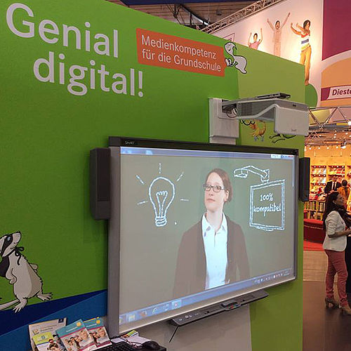Werbefilm für Lernsoftware