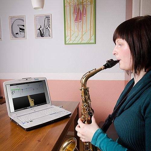 Songs2See - Spielend musizieren dank intelligenter Musikanalyse
