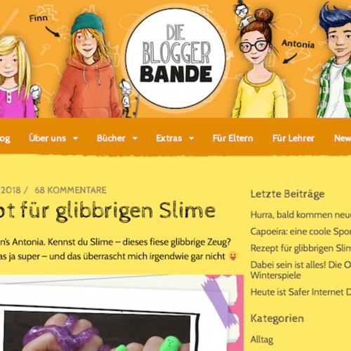 www.die-bloggerbande.de