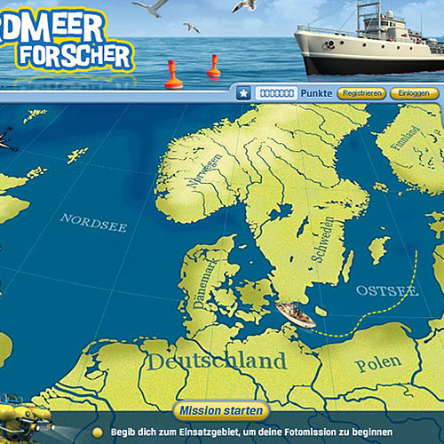 Nordmeerforscher.de - Abenteuer in der Tiefe